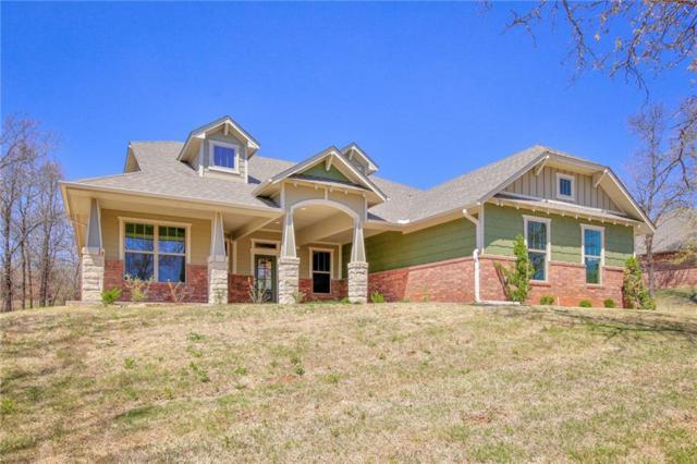 15605 Arbor Meadows Lane, Oklahoma City, OK 73165 (MLS #795249) :: Wyatt Poindexter Group