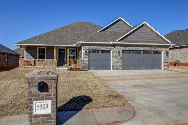 5509 Painted Pony, Warr Acres, OK 73110 (MLS #795767) :: Wyatt Poindexter Group