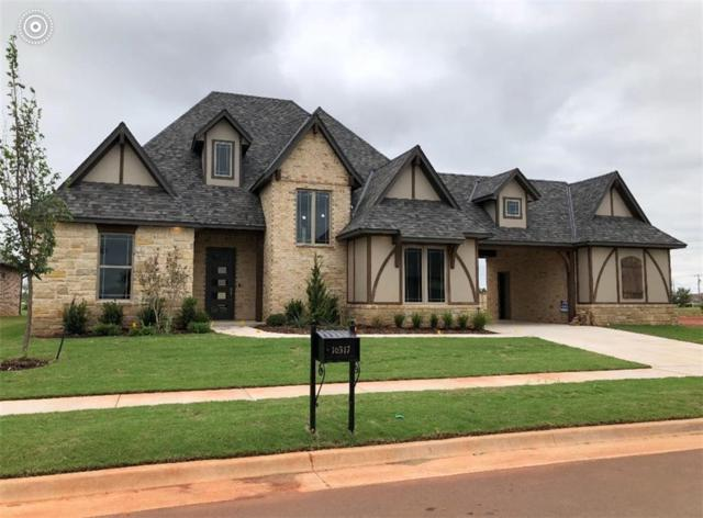 16317 Brookefield Drive, Edmond, OK 73013 (MLS #795829) :: Wyatt Poindexter Group