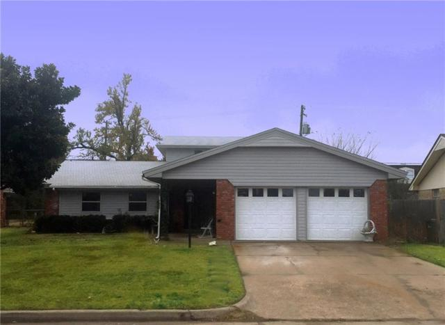 506 Owen Avenue, Yukon, OK 73099 (MLS #797973) :: Wyatt Poindexter Group