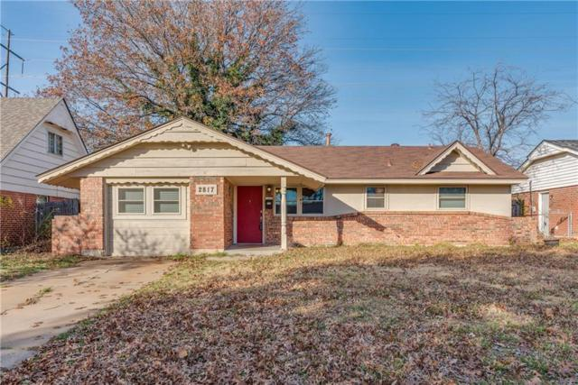 2817 SW 82nd Street, Oklahoma City, OK 73159 (MLS #799271) :: Wyatt Poindexter Group