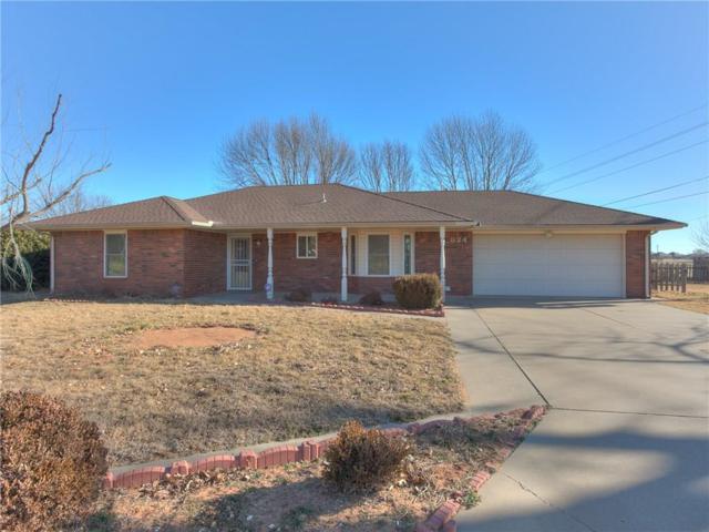 824 El Dorado, Weatherford, OK 73096 (MLS #800251) :: Wyatt Poindexter Group
