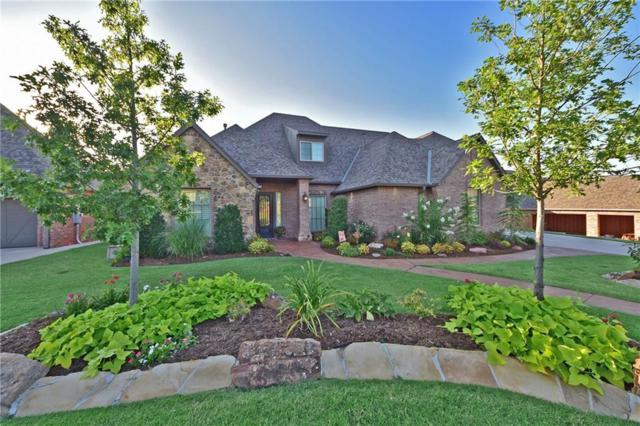 3217 York Drive, Edmond, OK 73034 (MLS #801535) :: Wyatt Poindexter Group