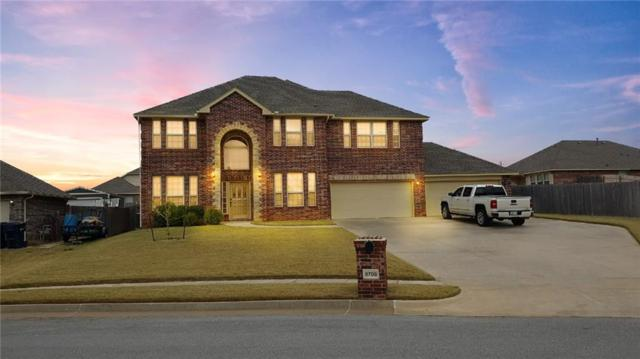8708 Ally Way, Yukon, OK 73099 (MLS #802936) :: Homestead & Co