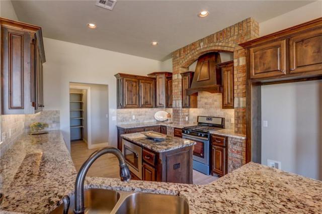 2703 Eagle Lake Drive, Blanchard, OK 73010 (MLS #803353) :: KING Real Estate Group