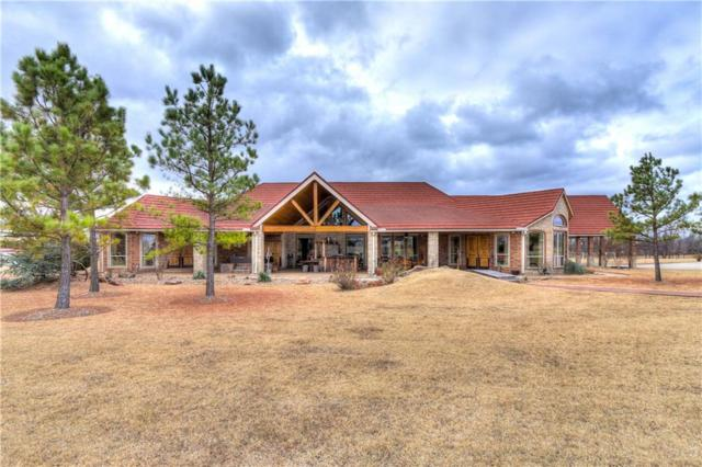 5150 Broadway, Norman, OK 73069 (MLS #803981) :: Homestead & Co
