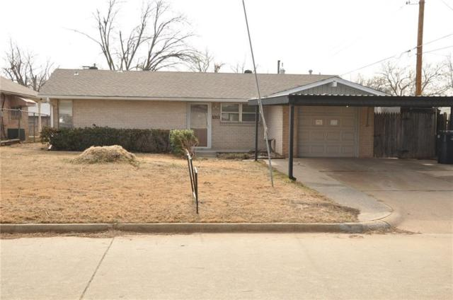 7628 NW 14th Street, Oklahoma City, OK 73127 (MLS #804118) :: Wyatt Poindexter Group