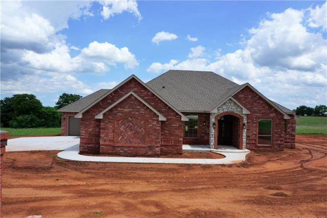 146 Talon Circle, Blanchard, OK 73010 (MLS #804544) :: KING Real Estate Group