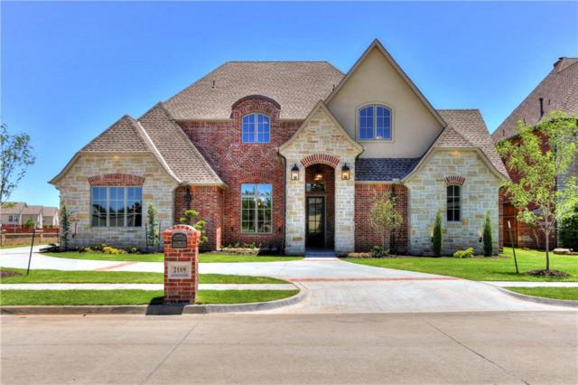 2109 Brookhaven, Norman, OK 73072 (MLS #805960) :: Wyatt Poindexter Group