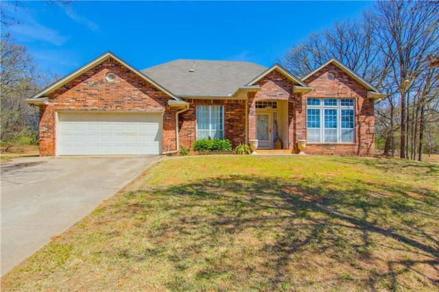 14750 S Midwest Boulevard, Edmond, OK 73034 (MLS #806453) :: Wyatt Poindexter Group