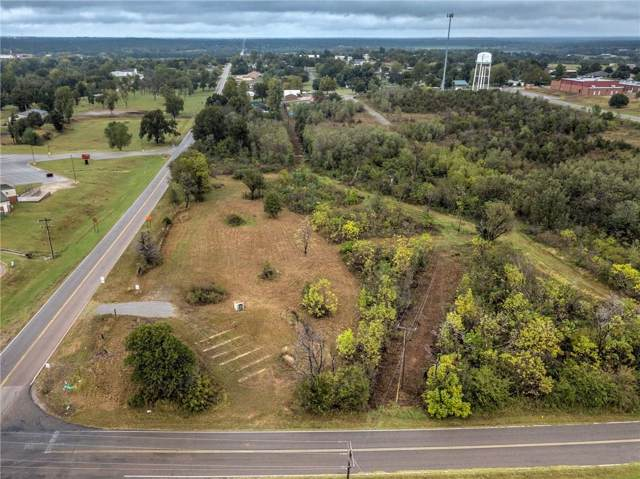 1034 S Ash Street, Luther, OK 73054 (MLS #806870) :: Homestead & Co