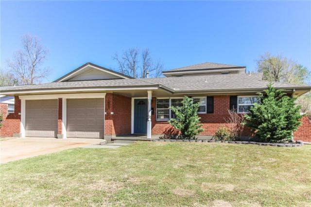 1617 Avondale Drive, Norman, OK 73069 (MLS #807008) :: Wyatt Poindexter Group