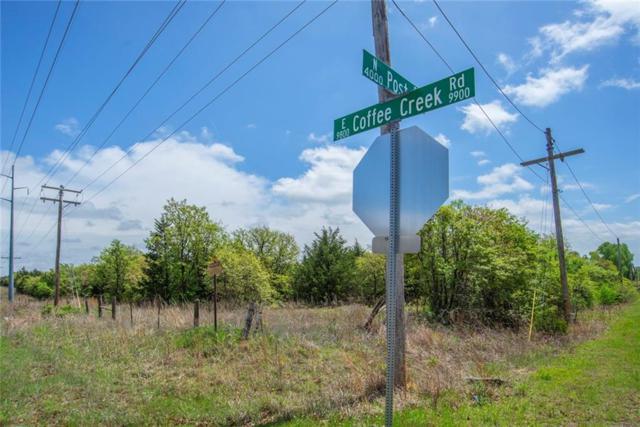 Coffee Creek/Post Road, Arcadia, OK 73007 (MLS #807108) :: Erhardt Group at Keller Williams Mulinix OKC
