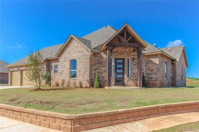 2100 Valley Hollow, Norman, OK 73071 (MLS #807336) :: Wyatt Poindexter Group