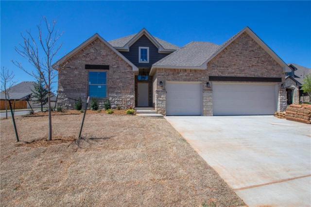 18813 Windy Way Road, Edmond, OK 73012 (MLS #807354) :: Barry Hurley Real Estate