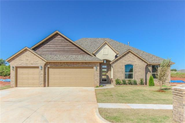 2108 Valley Hollow, Norman, OK 73071 (MLS #807355) :: Wyatt Poindexter Group
