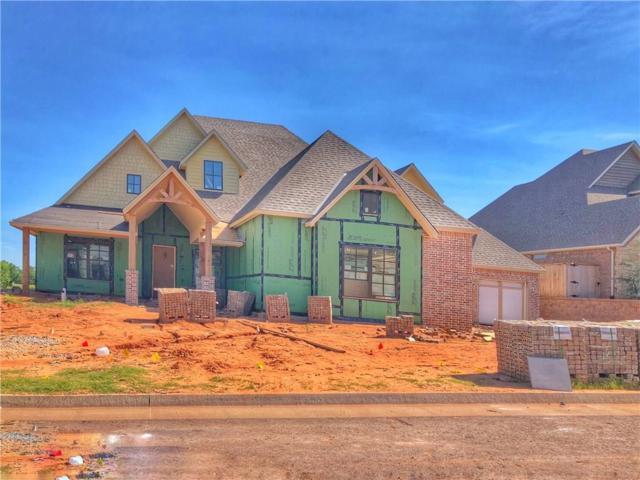 8300 Ridge Creek Road, Edmond, OK 73034 (MLS #807760) :: Wyatt Poindexter Group
