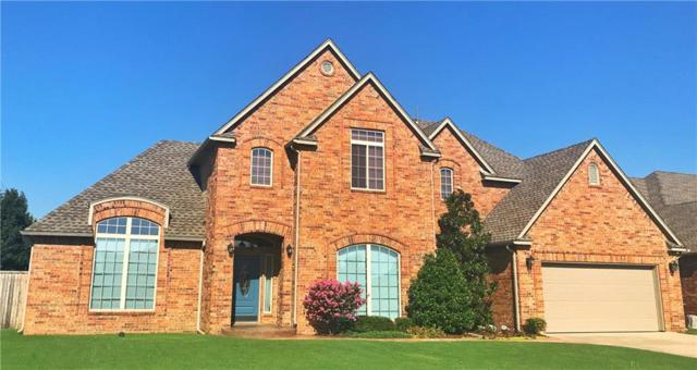 4208 Brownwood Lane, Norman, OK 73072 (MLS #809756) :: Wyatt Poindexter Group