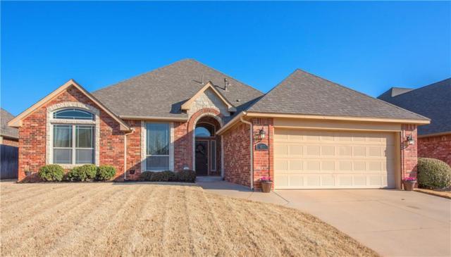 6017 NW 152nd Street, Edmond, OK 73013 (MLS #810224) :: Barry Hurley Real Estate