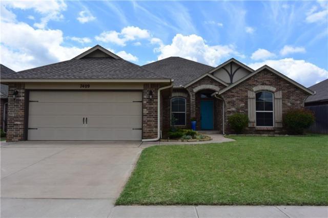 7409 Kaylee Way, Oklahoma City, OK 73132 (MLS #811255) :: Wyatt Poindexter Group