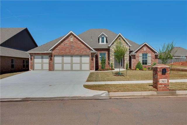 303 Alamosa, Norman, OK 73069 (MLS #811452) :: KING Real Estate Group