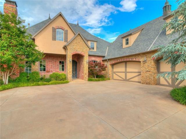 12600 St Lukes Lane, Oklahoma City, OK 73142 (MLS #812323) :: Homestead & Co