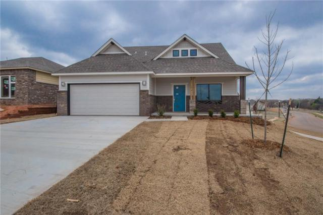 636 NW 179th Street, Edmond, OK 73012 (MLS #812393) :: UB Home Team