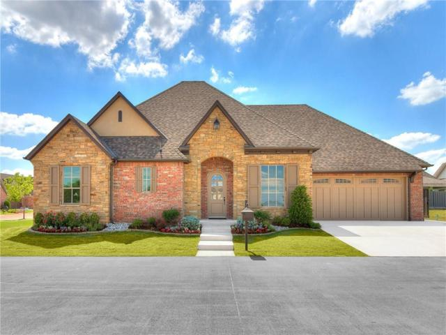 16405 Bordeaux Drive, Edmond, OK 73013 (MLS #812631) :: Wyatt Poindexter Group