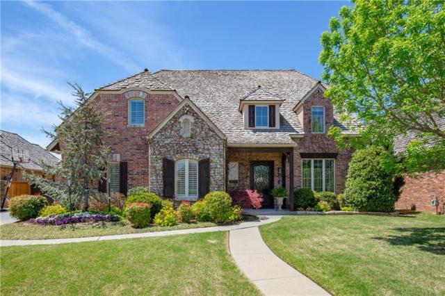 628 Greystone Lane, Norman, OK 73072 (MLS #812936) :: KING Real Estate Group
