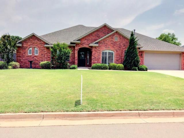 1112 Sheryl, Altus, OK 73521 (MLS #812998) :: Wyatt Poindexter Group