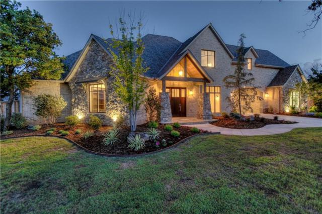 2316 Ranch House Road, Edmond, OK 73034 (MLS #814779) :: Wyatt Poindexter Group