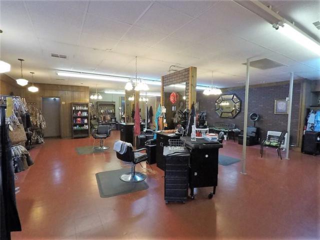 502 N Cleveland, Cushing, OK 74023 (MLS #815414) :: Meraki Real Estate