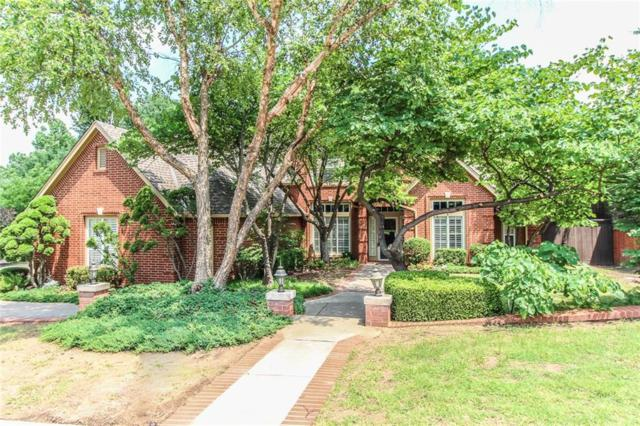 4405 S Brookfield, Norman, OK 73072 (MLS #816278) :: Wyatt Poindexter Group