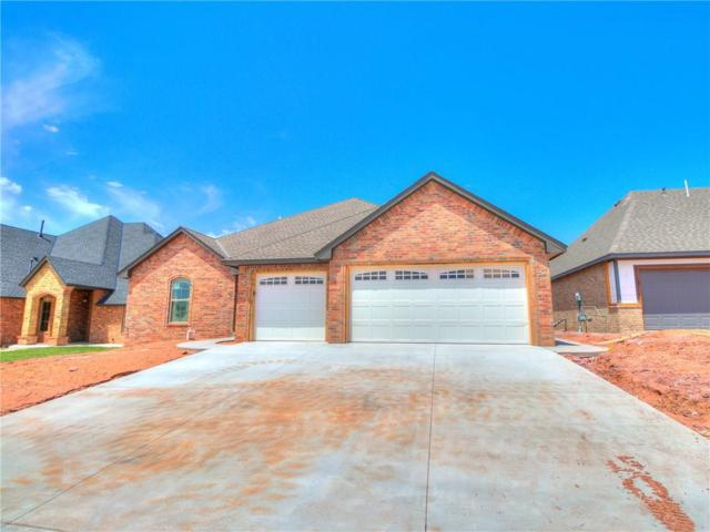 6133 Oxnard, Edmond, OK 73034 (MLS #816609) :: Homestead & Co
