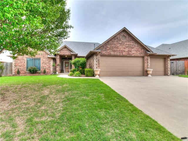 12405 Lapis Lane, Oklahoma City, OK 73170 (MLS #817573) :: Wyatt Poindexter Group