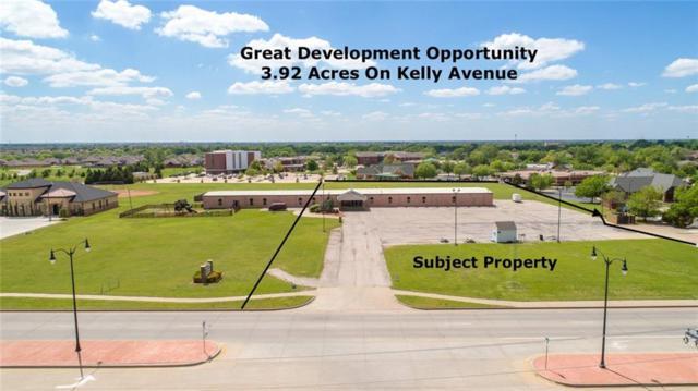 1801 S Kelly Avenue, Edmond, OK 73013 (MLS #817812) :: Erhardt Group at Keller Williams Mulinix OKC
