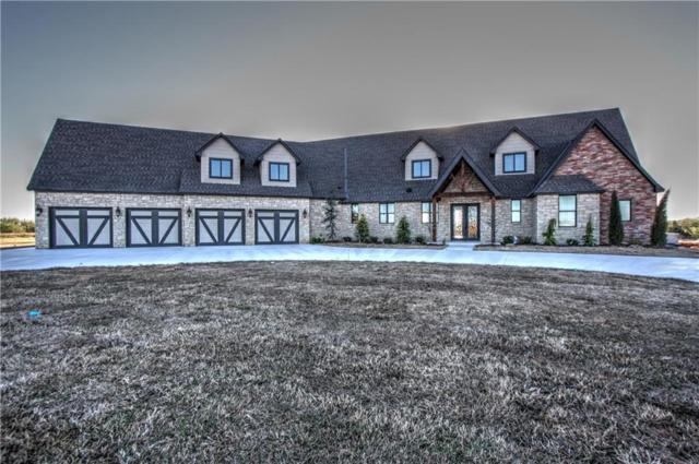 10901 Kase Drive, Oklahoma City, OK 73064 (MLS #817891) :: KING Real Estate Group