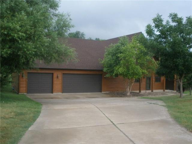 117 SE 24th, Newcastle, OK 73065 (MLS #818290) :: Erhardt Group at Keller Williams Mulinix OKC