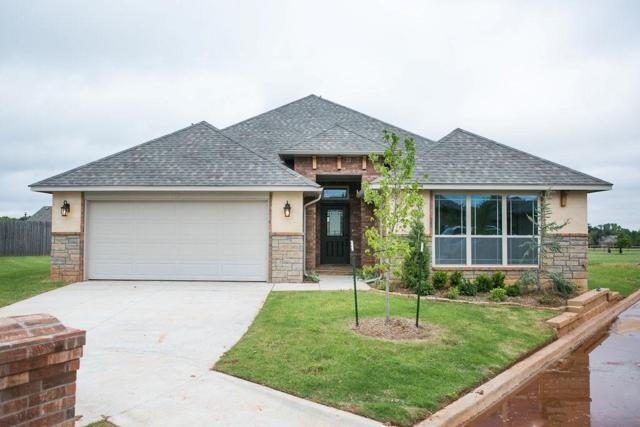 14009 Hawk Circle, Piedmont, OK 73078 (MLS #818320) :: Wyatt Poindexter Group