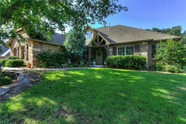 2024 Bella Sera Drive, Edmond, OK 73034 (MLS #818505) :: Homestead & Co
