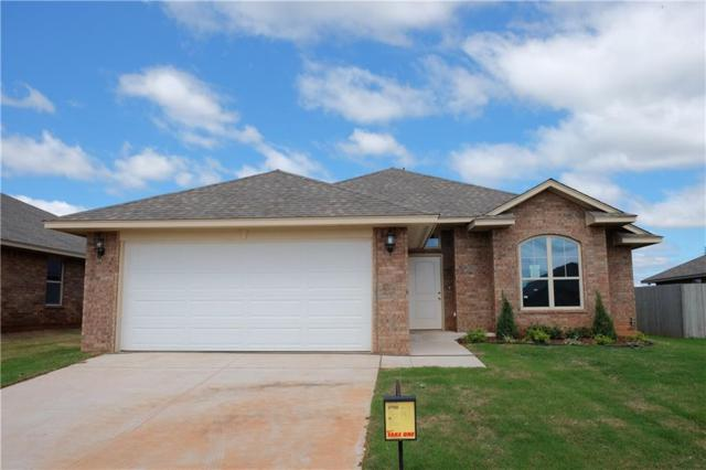 9013 SW 48th Terrace, Oklahoma City, OK 73179 (MLS #821005) :: Barry Hurley Real Estate
