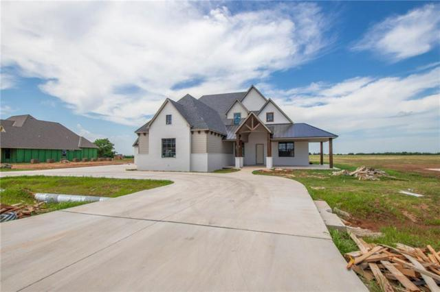 2353 NW 220th Terrace, Edmond, OK 73025 (MLS #821772) :: Wyatt Poindexter Group