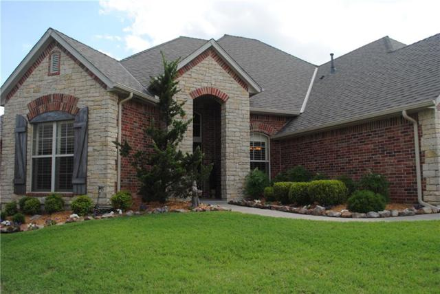 4004 Troon Street, Norman, OK 73072 (MLS #822963) :: Wyatt Poindexter Group
