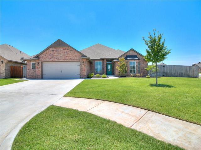 8720 NW 109th Street, Oklahoma City, OK 73162 (MLS #823119) :: Wyatt Poindexter Group
