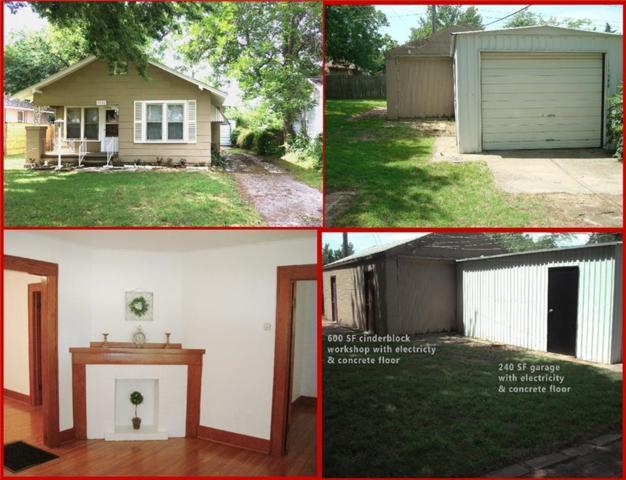2828 NW 15th Street, Oklahoma City, OK 73107 (MLS #823966) :: Wyatt Poindexter Group