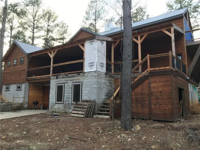 4 Mossy Oak Trail, Broken Bow, OK 74728 (MLS #826778) :: Homestead & Co