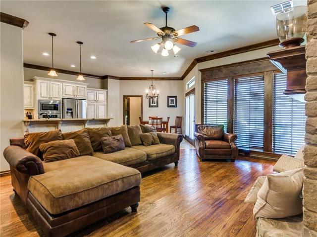4708 Spectacular Bid Avenue, Edmond, OK 73025 (MLS #827679) :: Erhardt Group at Keller Williams Mulinix OKC