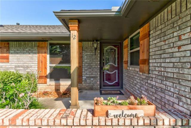 12 Northridge Road, Shawnee, OK 74804 (MLS #827970) :: Wyatt Poindexter Group