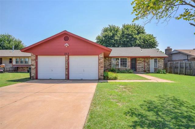 212 S Silver Leaf Drive, Moore, OK 73160 (MLS #828302) :: Barry Hurley Real Estate