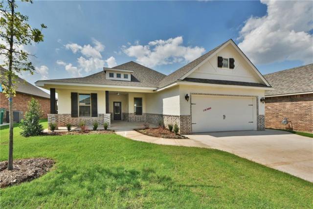13705 Pennyworth Drive, Yukon, OK 73099 (MLS #828313) :: KING Real Estate Group